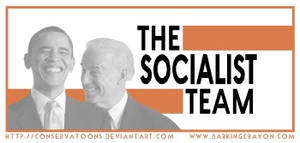 The Go Socialist Team