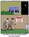 Angry Feminist Cartoon