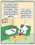Liberal Sheep Troubles