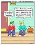 Liberal Halloween