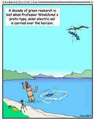 Solar-Electric Eel
