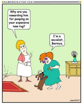 Socialist Dog Training