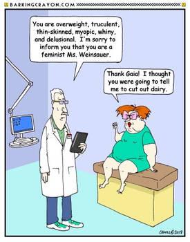 Feminist Disease