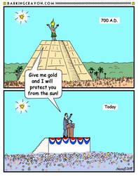 Climate Change Cult