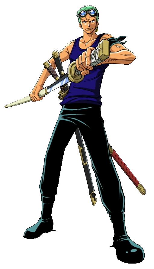 Thème 2013 de Direction One Piece ... ~ Roronoa_zoro_render_0_4_by_draox-d5idj7h