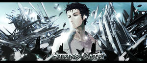 Okabe Steins Gate Signature