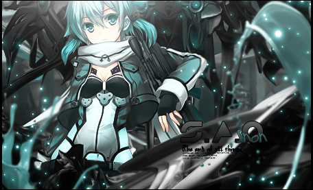 S.A.O - Sinon by Draox
