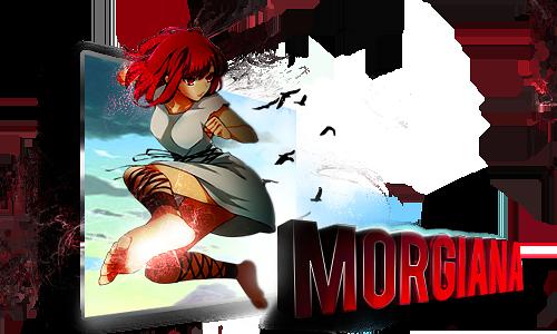 Morgiana by Draox