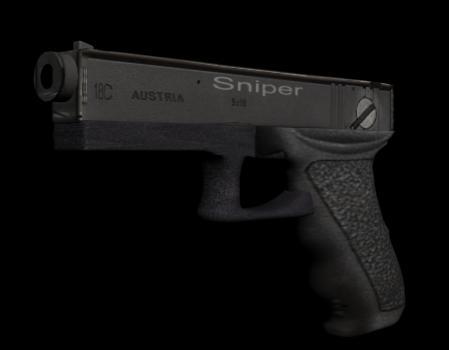 Gun model by Littlenorwegians