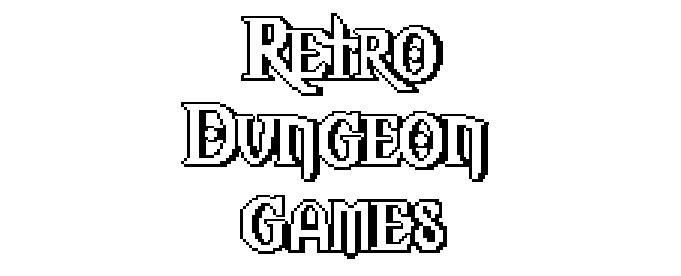 Introducing Retro Dungeon Games by Littlenorwegians
