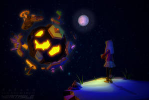 Planet Orth (Autumn) by Littlenorwegians