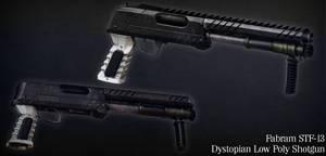 Fabram STF-13 (Dystopian Shotgun)