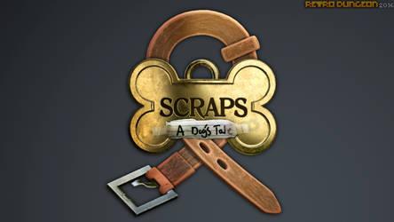 Scraps Logo (Scraps) by Littlenorwegians