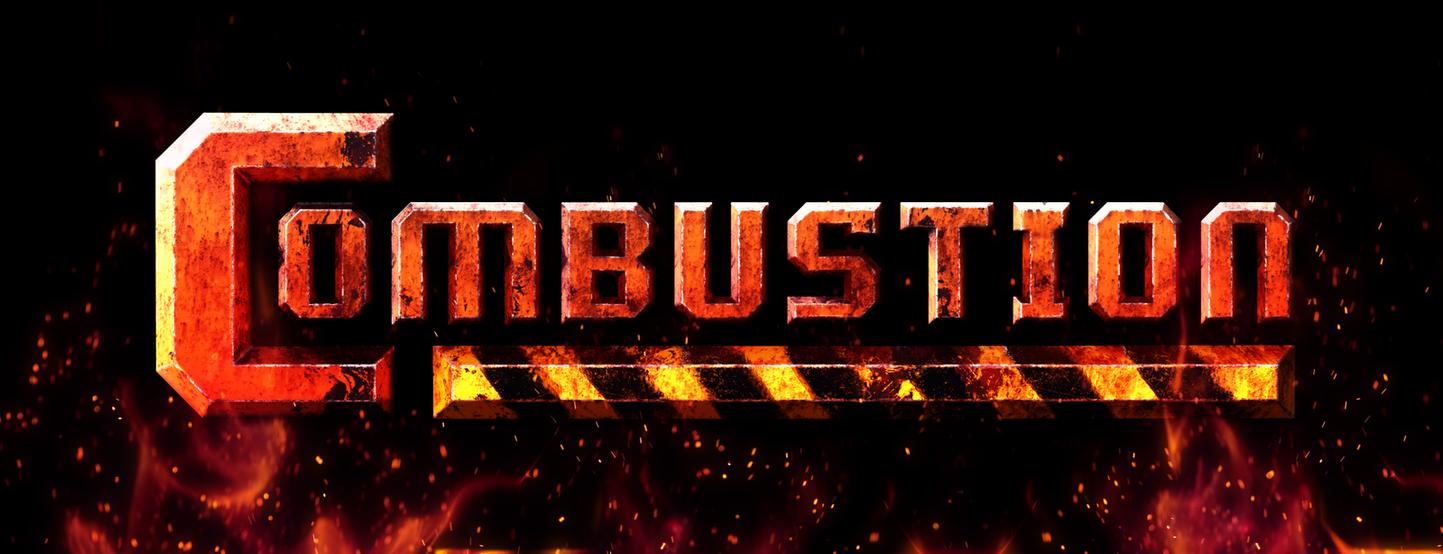 Combustion Game Logo by Littlenorwegians