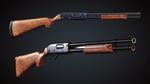 Remington 870 by Littlenorwegians