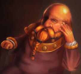 Peeved Dwarf