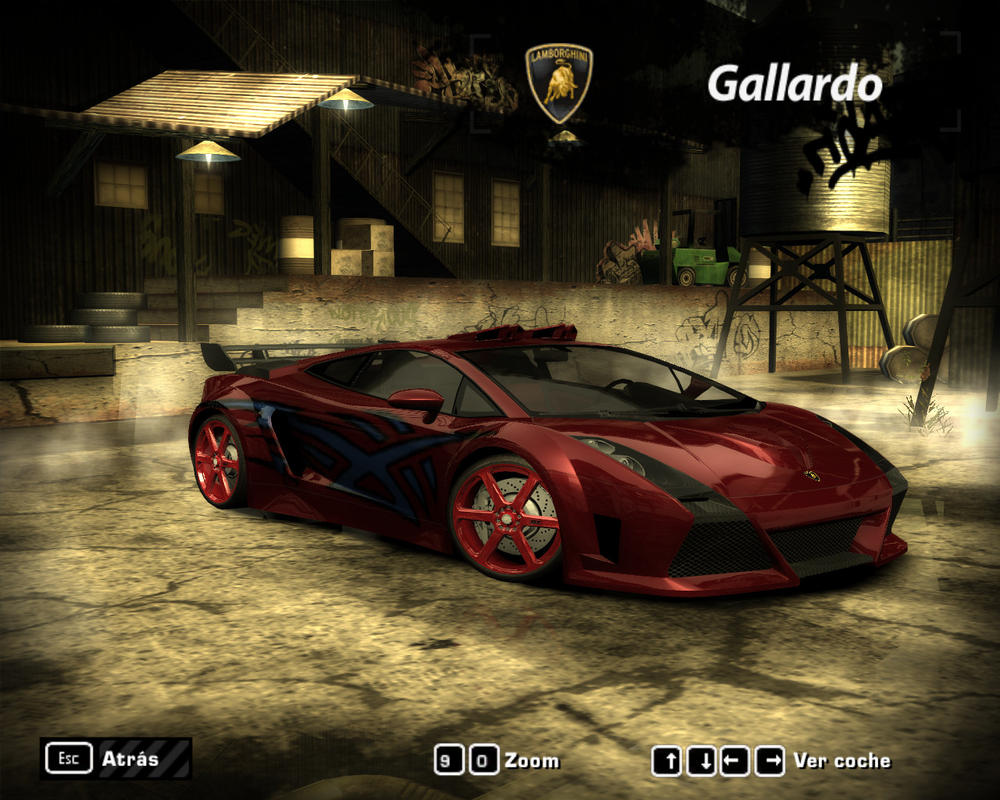 Mi auto del nfs most wanted xd by doommaster evil fox on Nfs most wanted para pc