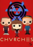 CHVRCHES Pop! Vinyl by Hugh1369