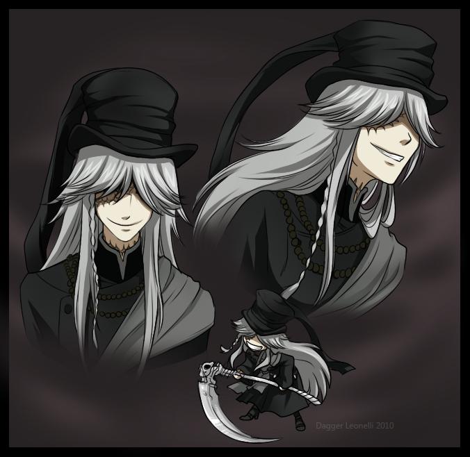 Kuro - Coffin man by Majime