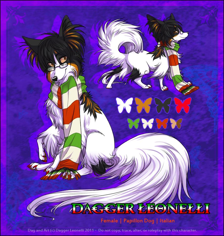 Dagger - Doggie Ref by Majime