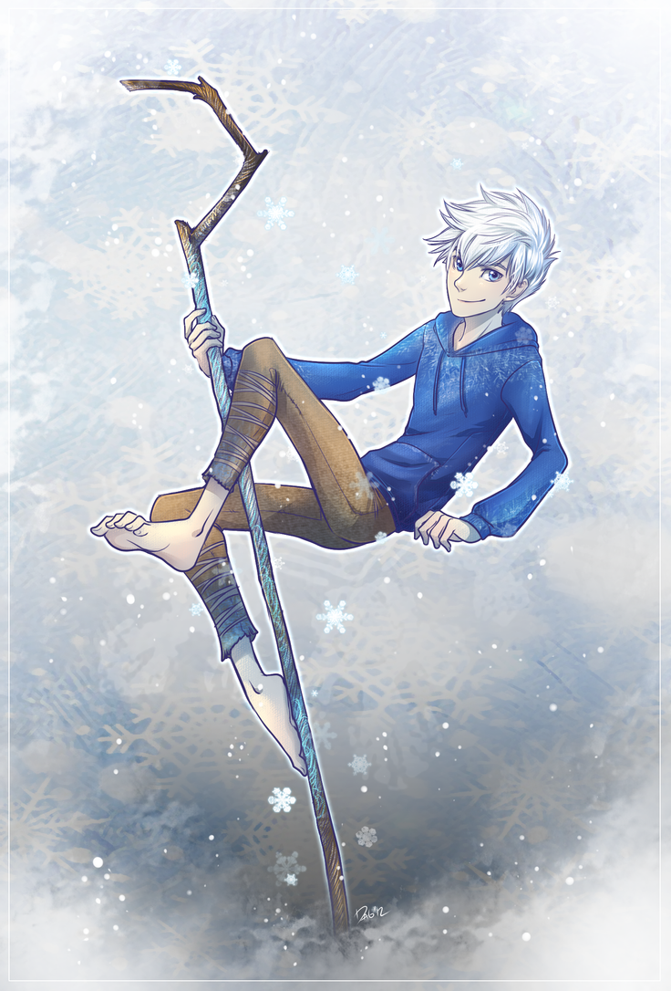 RotG - Jack Frost by Majime