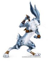 RotG - Bunnymund by Majime