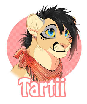 Tartii Badge