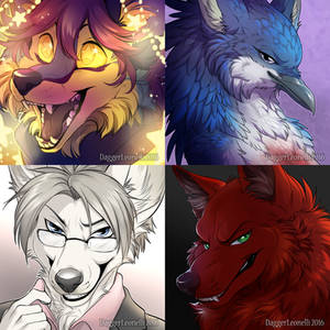 Twitter Icon Batch