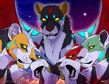 Defenders of the Universe