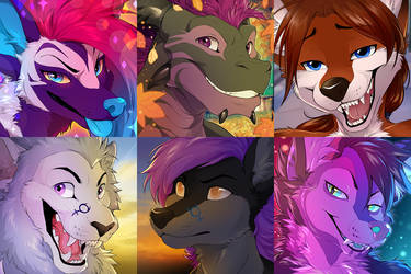 Twitter Icon Batch by Majime