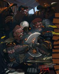 Dragonsbane Brothers!