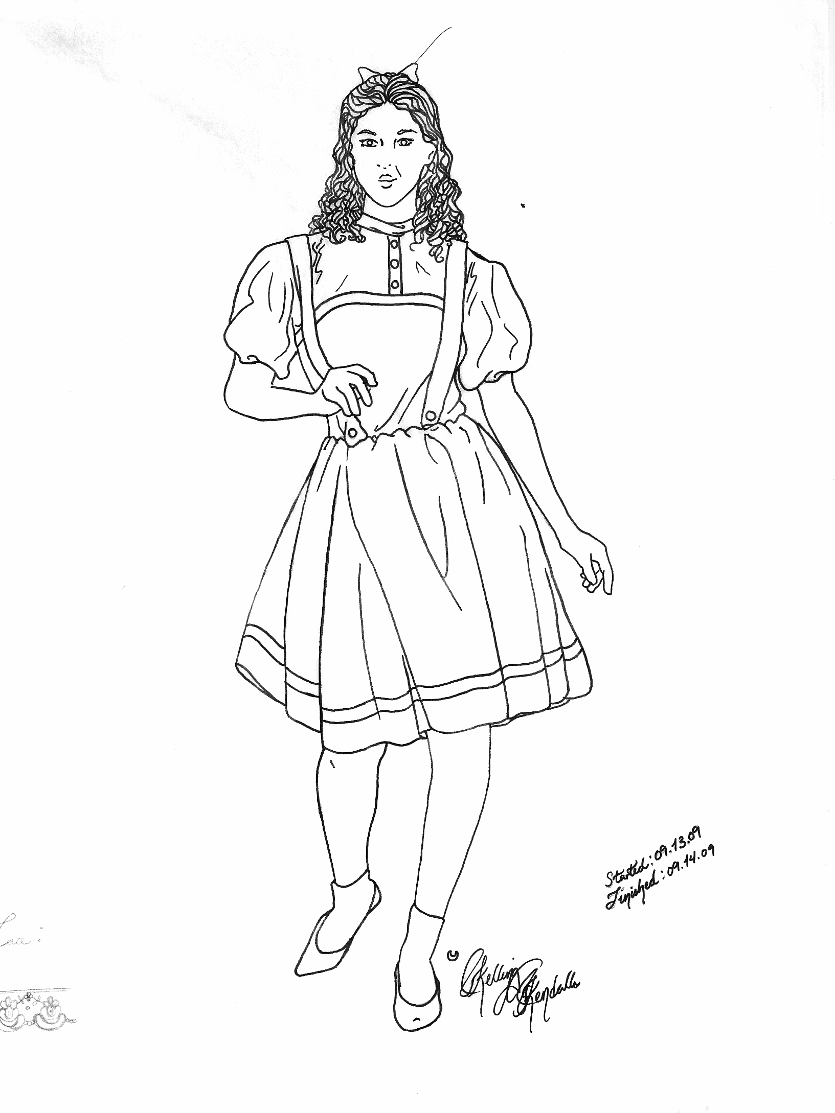toto coloring pages - photo#35