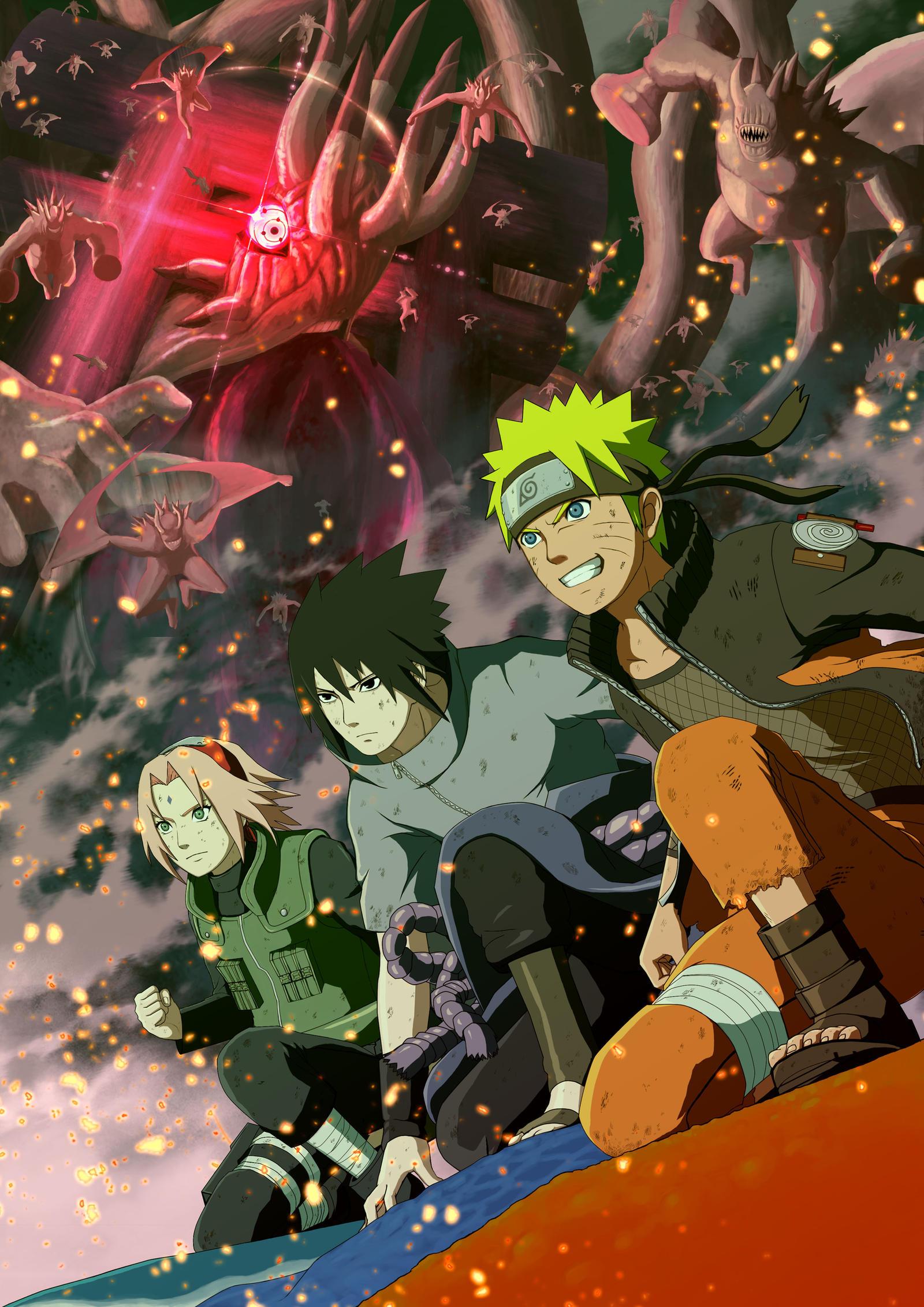 Naruto Shippuden Epizoda 489