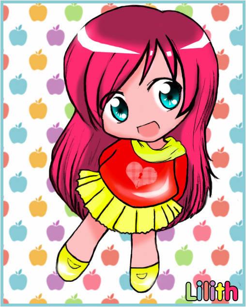 Cute Chibi Mimi by DevilishLilith
