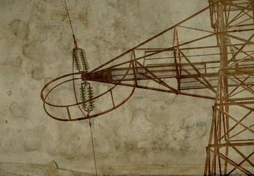 High voltage. by Saradesbois