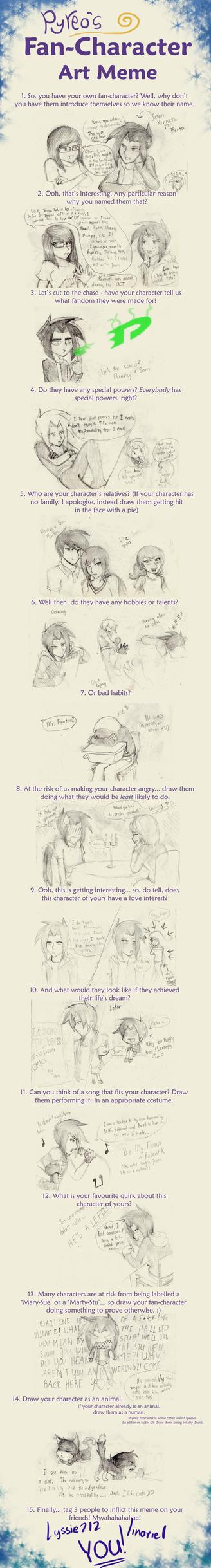 Fan Character Meme: Jason by Spectral-Ninja
