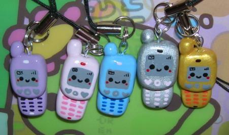 Cellphones for the cellphone by kneazlegurl125