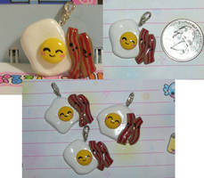 Sunny Egg and Bacon by kneazlegurl125