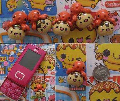 Miniature Octopus w Takoyaki