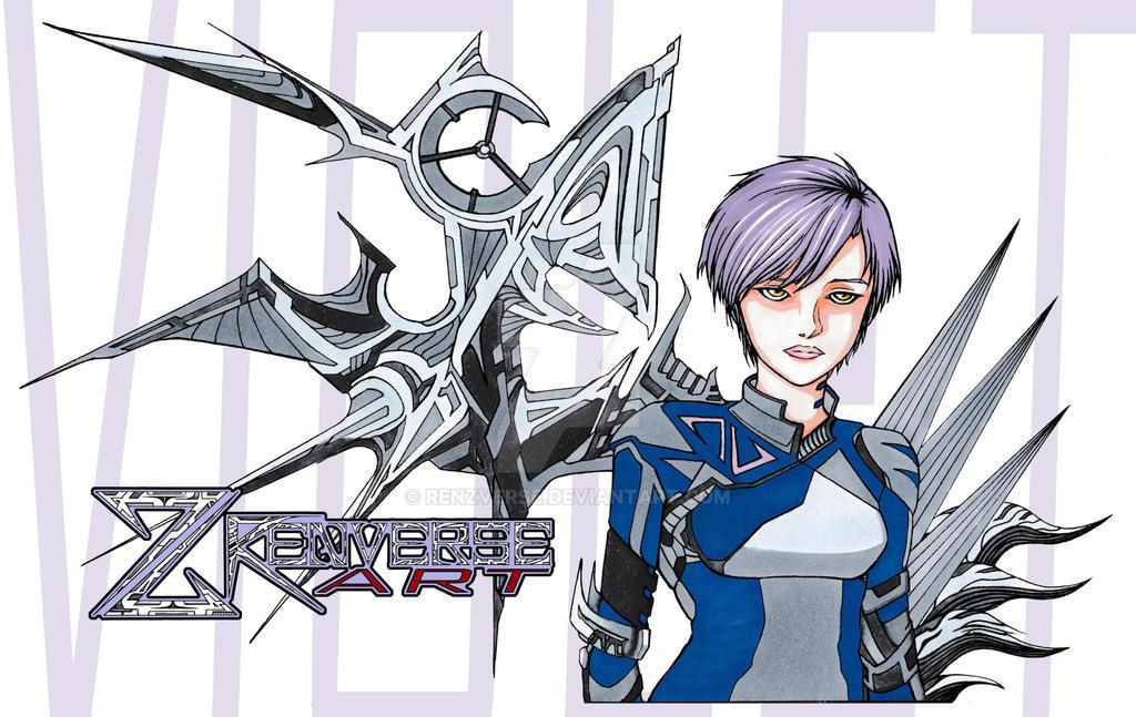 Violet by renzverse