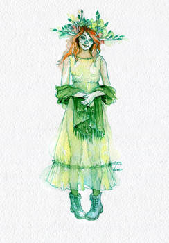 Green Dryad 5