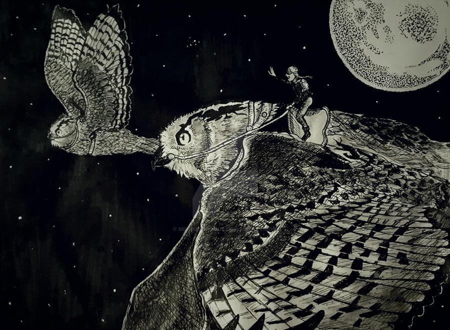 Aviators of the night by Mirage-Epoque