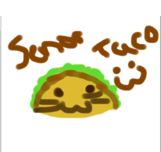 senor taco 8c by oOHeartlessMiseryOo