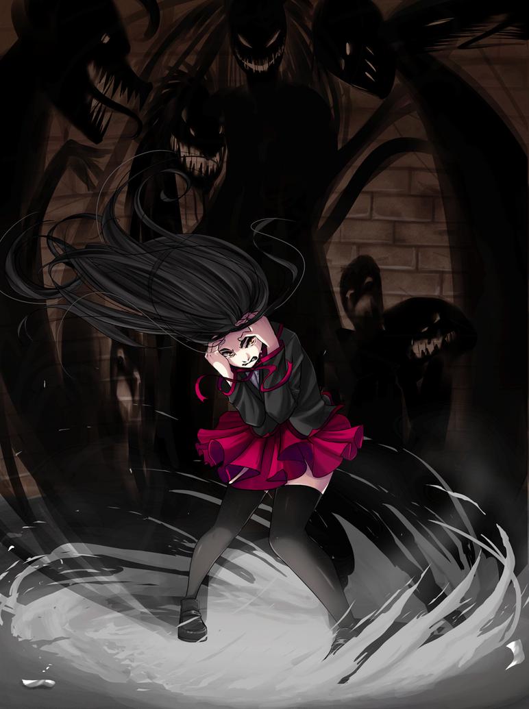 Inner Demons by Kare-Valgon