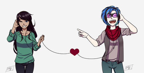 Animated Couples Favourites By Kaijuinfinity On Deviantart