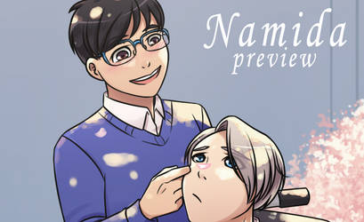 Namida Merch preview