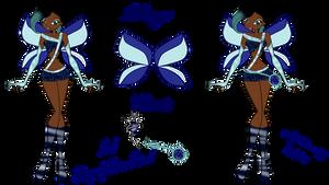 Winx OC:Azul Charmix