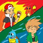 Pokemon Origins by Ardhamon