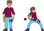 ProjectArkStudio's Character Contest:Tony Matthews by Ardhamon