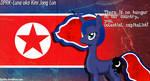DPRK-Luna by Bacbko